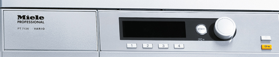 Miele PT 7136 Professional tumble dryer